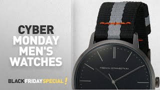 Cyber Monday French Connection Watches : French Connection Men