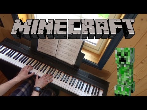 Subwoofer Lullaby - Minecraft Piano Cover | Sheets & Midi