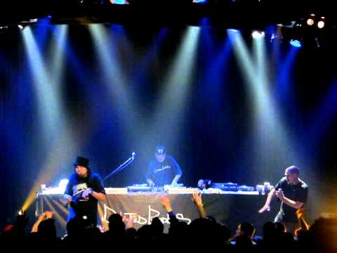 Dilated Peoples Live in Thessaloniki Excerpt - Love And War