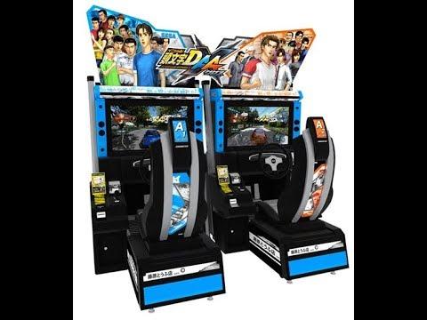 initial d arcade 6aa pc emulation
