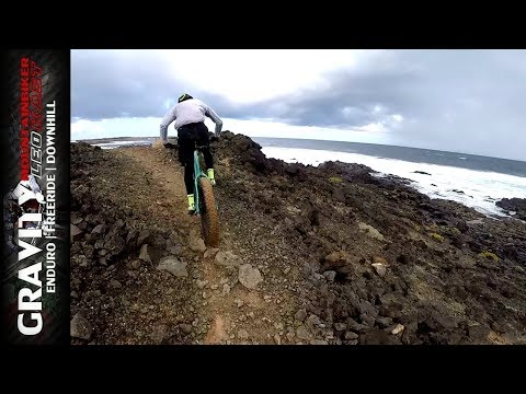 MTB Cross Country Tour auf Lanzarote   Green Team Guide Mathias Rosenberg   Bikeurlaub   UMLK #70