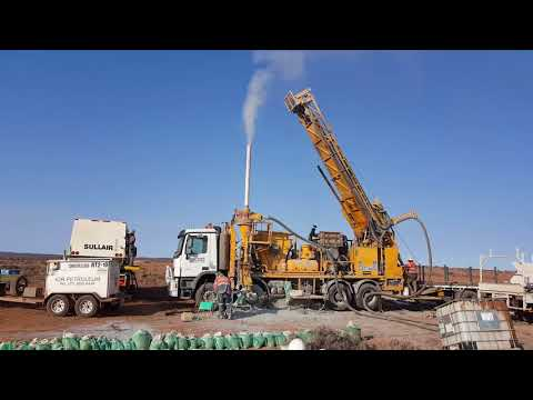 Drilling underway at Silver City's Copper Blow project in Broken Hill