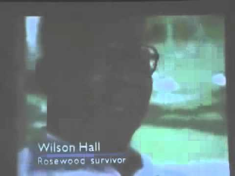 Rosewood documentary