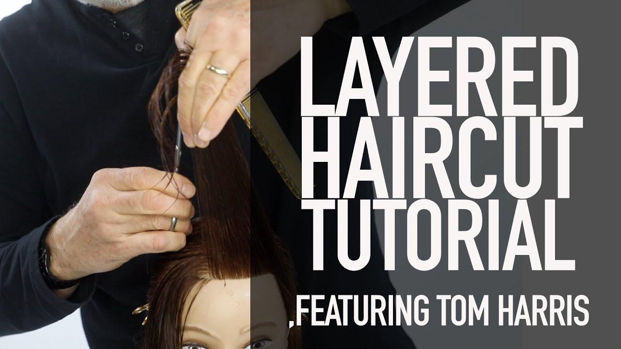 Layered Haircut For Extra Volume
