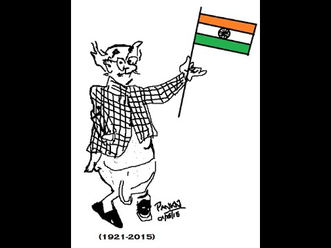R K  Laxman-The Common Man