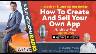 Andrew Fox, How To Create And Sell Your Own App