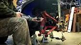 How to Remove Rear CV Axle from Polaris Sportsman ATV - YouTube