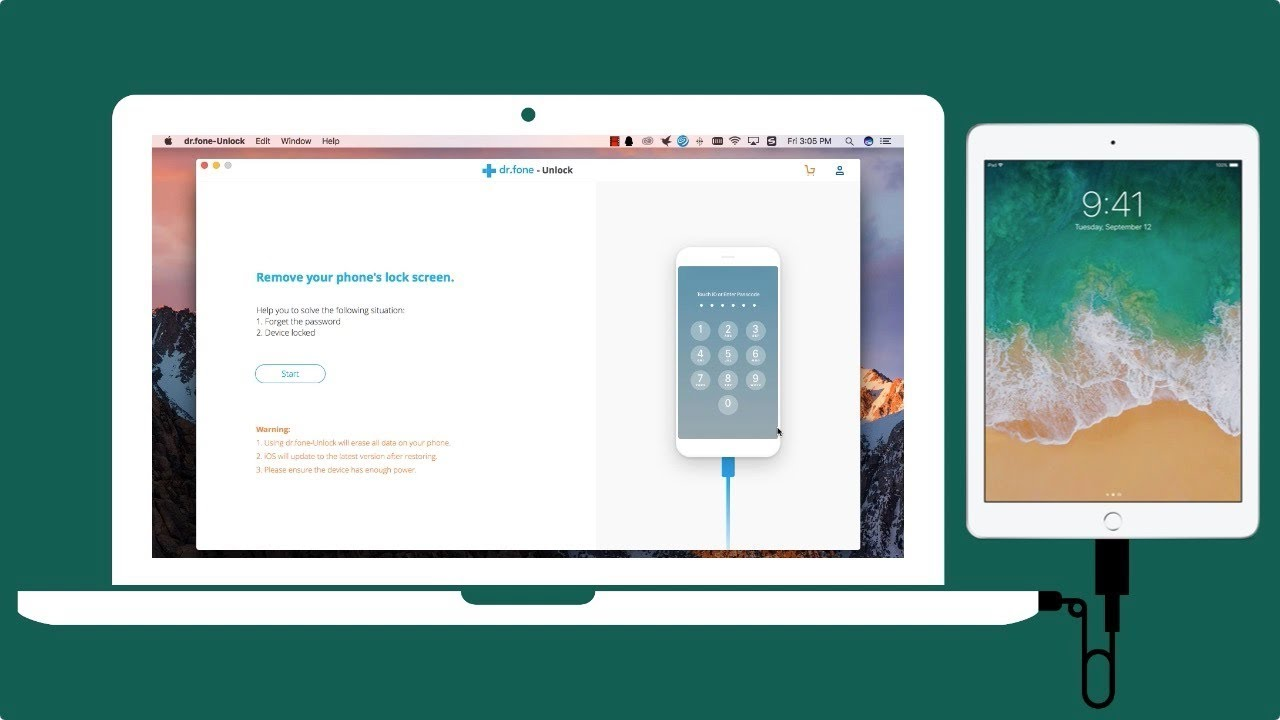how to get rid of passcode on ipad