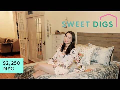 What $2,250 Will Get You In NYC | Sweet Digs Home Tour | Refinery29