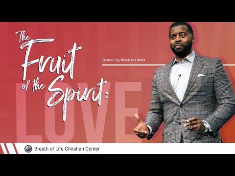 The Fruit of The Spirit: LOVE | Minister Reginald Harris