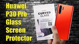 Huawei P30 Pro Glass Screen Pr…