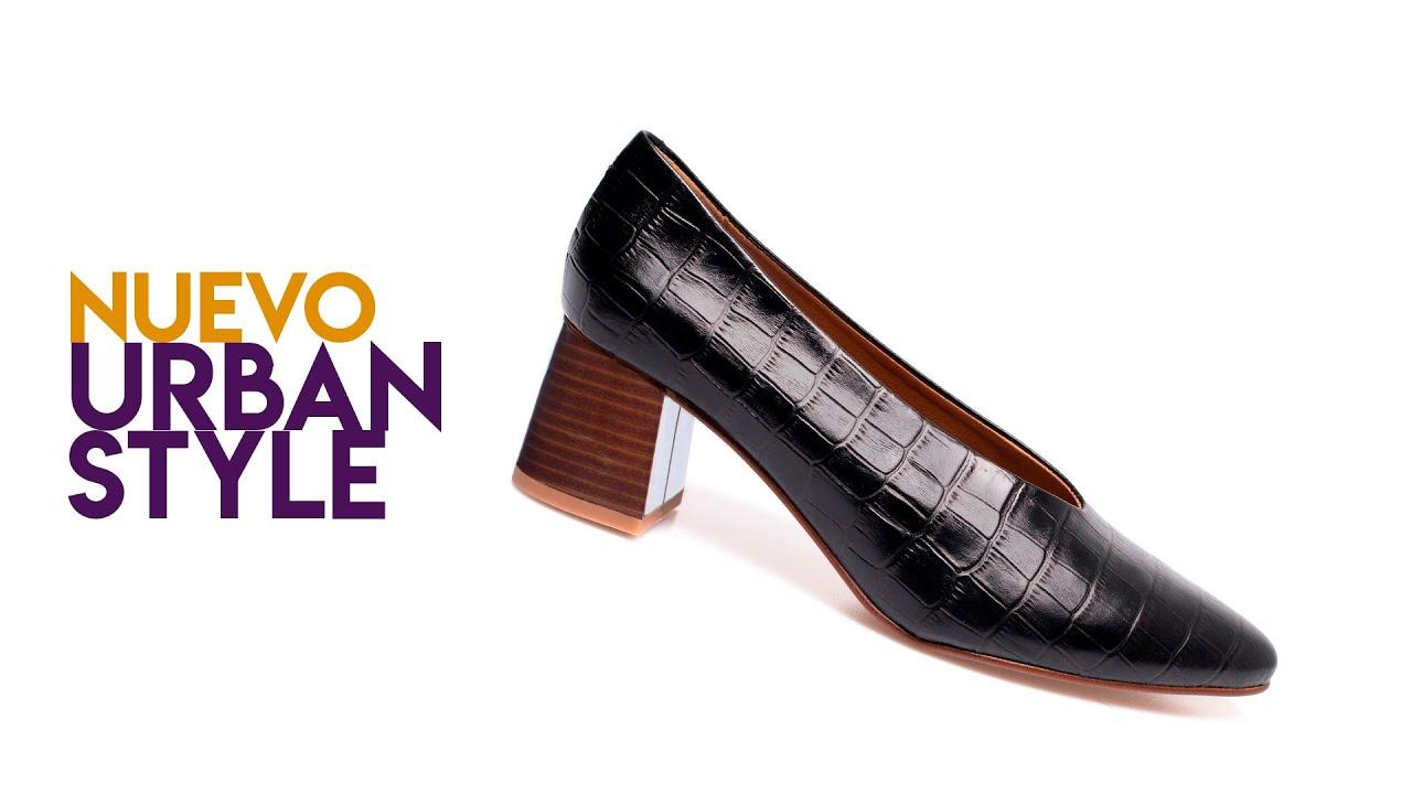 Descubre URBAN STYLE Zapato de salón miMaO