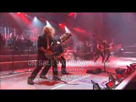 Trans Siberian Orchestra: The Lost Christmas Eve Tour Promo with New Music Clip (24 Sept 2012)