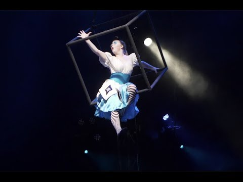 Down The Rabbit Hole With Circus Juventas