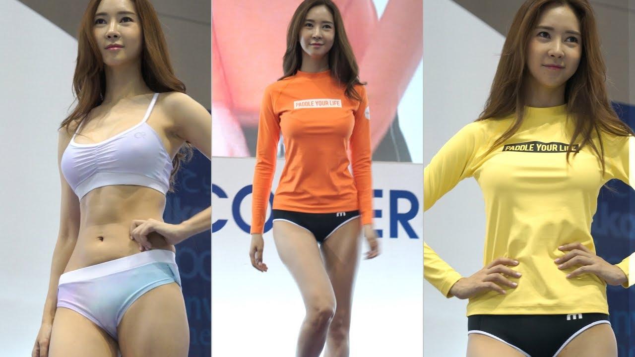 박채빈 Mistral marine look fashion show [170527 경기국제보트쇼]【4K직캠/fancam】
