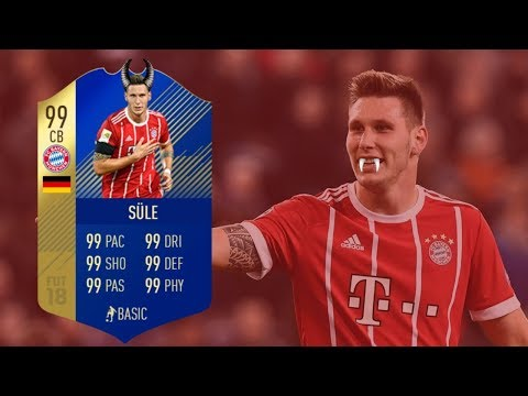 The Beast Of Bayern | 91 Rated TOTS Niklas Sule |