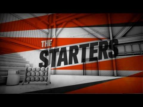 The Starters: Holiday Special Episode