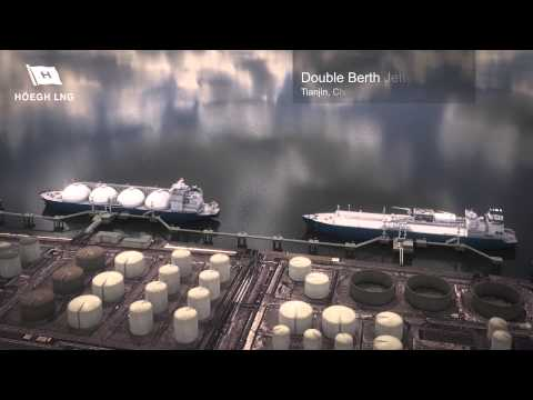 Höegh LNG FSRU - floating import/ receiving terminals