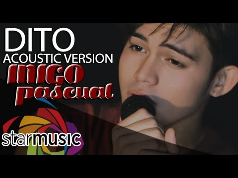 Inigo Pascual - Dito Acoustic Version (Official Music Video)