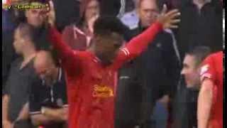 Liverpool Vs  Stockcity 1 - 0 الجولة الأولى من الدوري الإنكليزي ليفربول ضد ستوك ستي