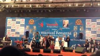 Tu chhupi hai kahaan..live by Dravita choksi & Neeraj pathak