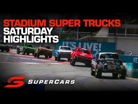 Saturday Highlights: Stadium Super Trucks Gold Coast 600 | Supercars Championship 2019