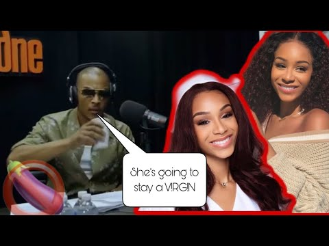 T.I. Said He Goes To The Gynecologist With His Daughter Every ...