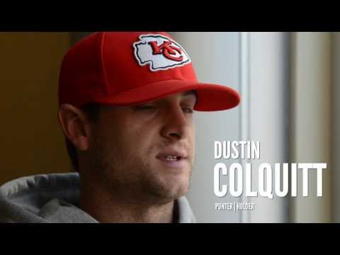 FCA Athlete Video Feature: Kansas City Chiefs - Succop, Colq