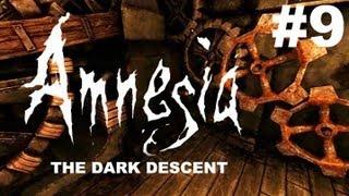 Got stuck Amnesia The Dark Descent Part 9 Machine Room