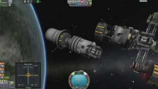 Kerbal Space Program - Interstellar Quest - Episode 24 - Duna Express Completion