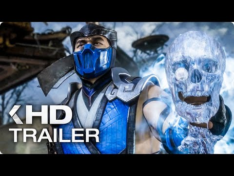 MORTAL KOMBAT  Gameplay Trailer ()