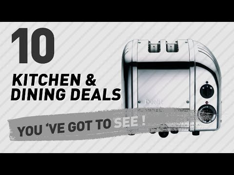 Black Friday Kitchen & Dining By Dualit // Amazon Black Friday Countdown