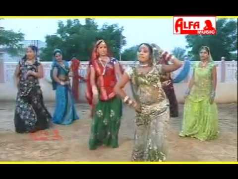Byan Ji Nakhrali Religious Rajasthani Song-Jeen Mata Ke Nach Mhari Binani - YouTube.mp4