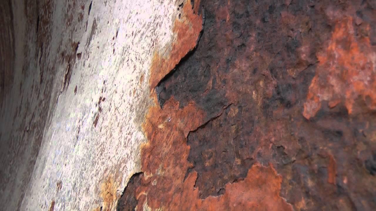 Hiện tượng ăn mòn hóa học vỏ lò nung clinker