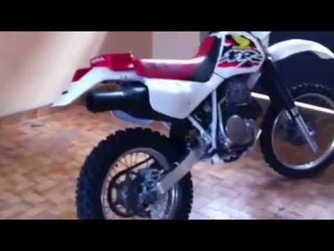 honda xr 600 r anno 1998 youtube. Black Bedroom Furniture Sets. Home Design Ideas