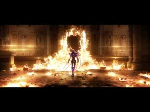 [Trailer] Os Cavaleiros do Zodíaco - Legend of Sanctuary (Filme)