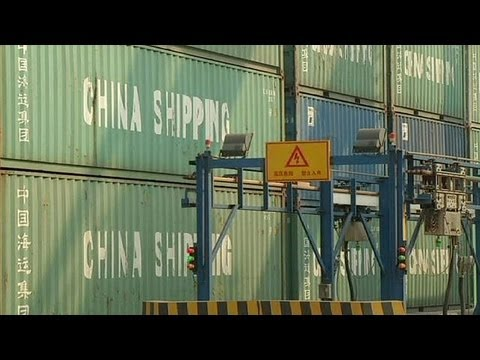 Unexpected strength in China trade data - economy