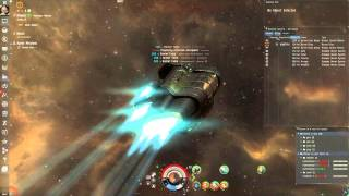 Eve-online Anomic Base Serpentis vs Ishtar 18min