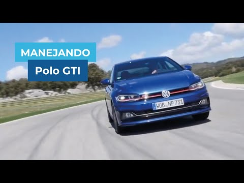 Manejando El Polo GTI // Performance Day Malaga