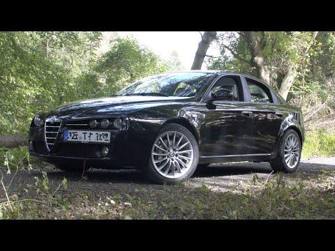 POV Drive | Alfa Romeo 159 Sedan 2.4 JTDm
