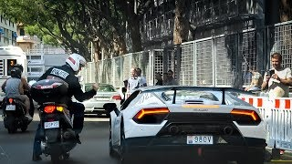 MONACO POLICE DECLARES WAR ON SUPERCARS