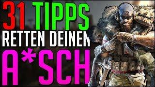 31 TIPPS, die dir den A*sch retten in Ghost Recon Breakpoint - Tipps deutsch für Anfänger