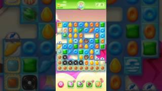 Candy crush jelly saga level 688(HARD LEVEL)