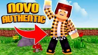 Minecraft: NOVO AUTHENTIC REVERSO DO REVERSO  !! (Bed Wars)