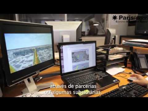 ARIA Technologies -  Région Ile de France