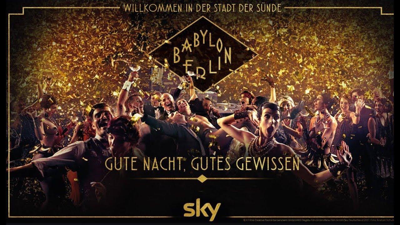 Titelsong Babylon Berlin