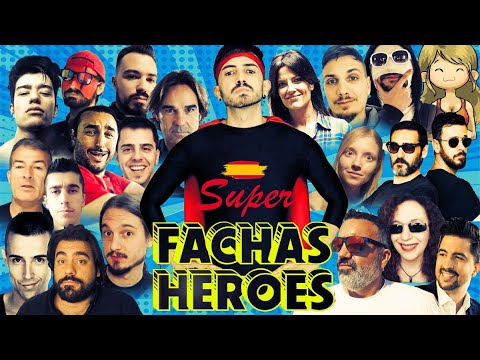 SUPER FACHAS HEROES | InfoVlogger ft. Team Facha 2020 (Videoclip)