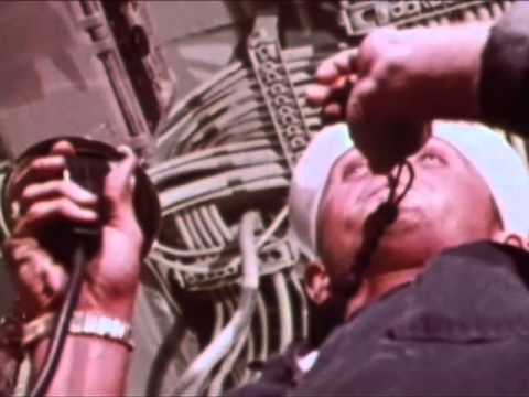 US Navy Supply Ships: BEANS, BULLETS AND BLACK OIL (1968) -
