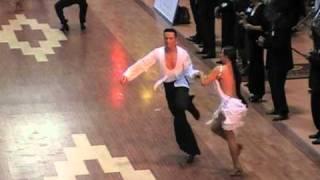 Jive | Ballroom Dance Competition | Todor Kondov & Snejana Slavova | Pomorie 2011