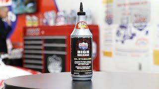 Lucas Oil High Mileage Oil Stabilizer